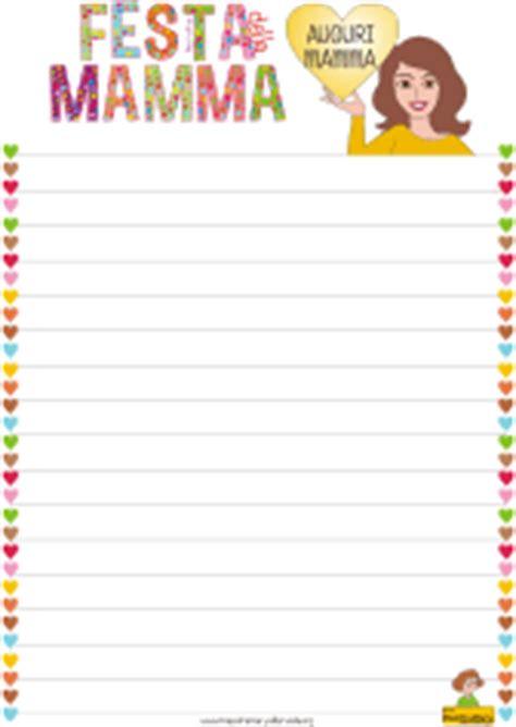 lettere per mamma festa della mamma maestra