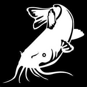 Flat Head Wall Stickers flathead catfish decal www galleryhip com the hippest pics