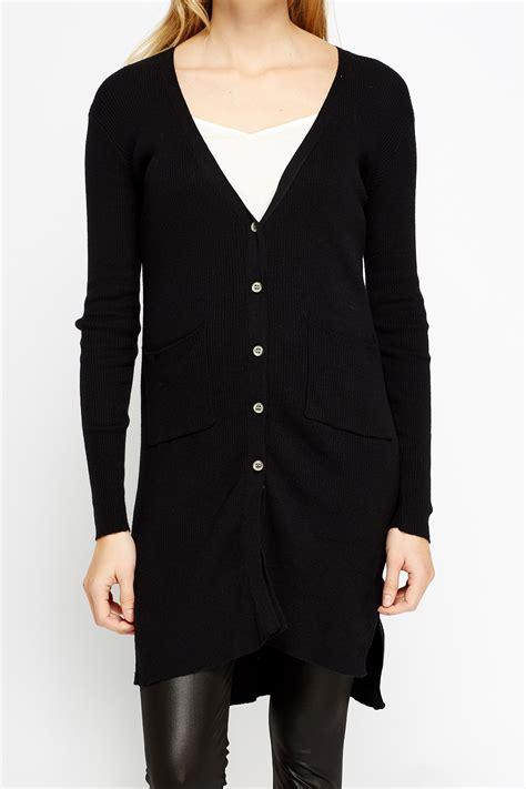 Basic Cardigan Blazer Button black button up cardigan tulips clothing