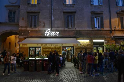 best rome bars the best bars in trastevere rome