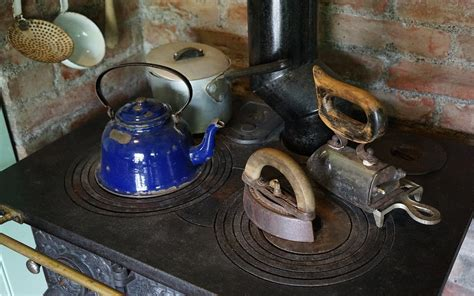 museum searching for antique kitchen gadgets