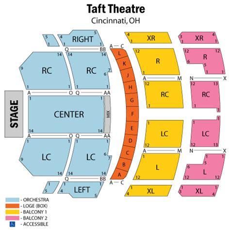 taft theater seating map elvis costello may 16 tickets cincinnati taft theatre