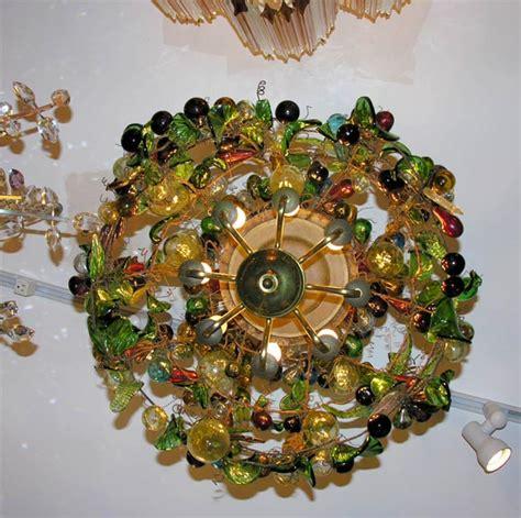 murano fruit chandelier murano glass fruit chandelier at 1stdibs