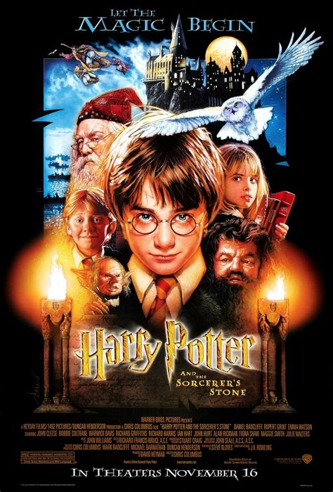 harry potter movies harry potter 1 and the sorcerer s stone movies maniac