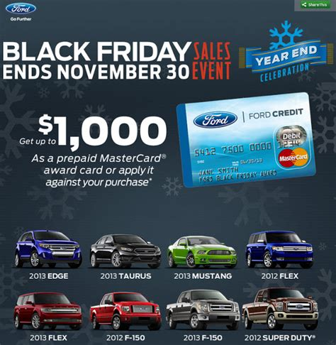 Ford Black Friday by Ford Black Friday Sale