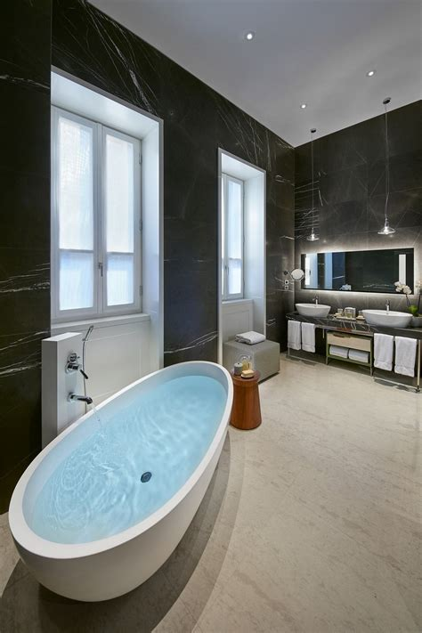 mandarin oriental bathroom new design in mandarin oriental milan suites design contract