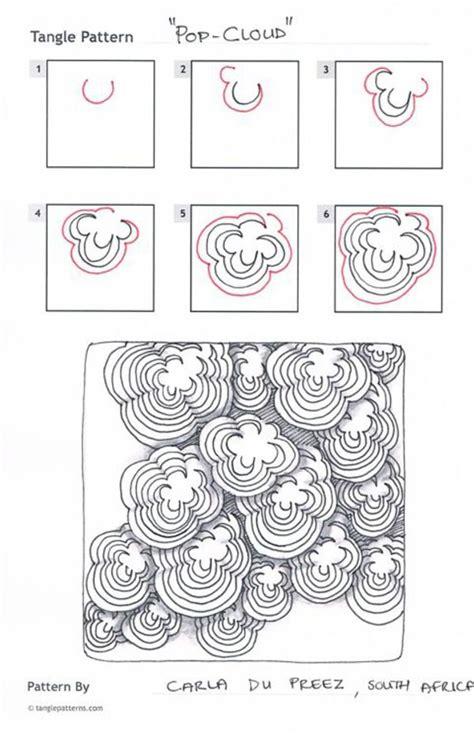 zentangle pattern cruze zentangle patterns tangle pattern pop cloud zentangle