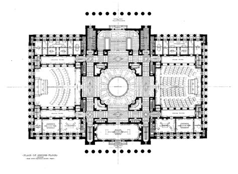 Capitol Building Floor Plan by Washington History Legislative Building Legacy