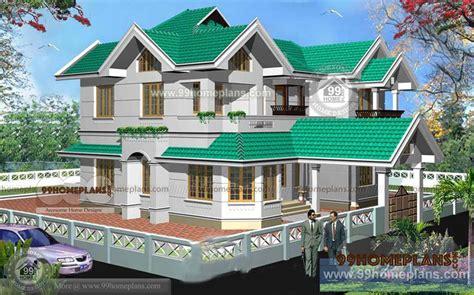 kerala house plans   home style elevation