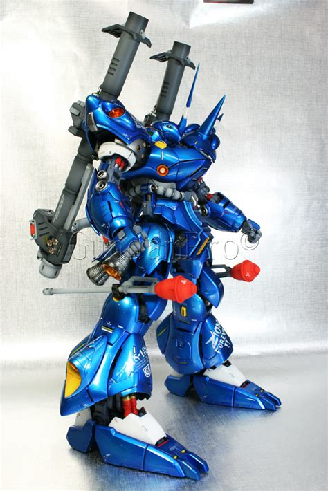 Lu Led Zr 1 60 kfer resin kit by gundro gundam kits