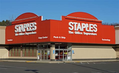 Office Depot Like Stores Staples Will Buy Office Depot Who Cares Stealing
