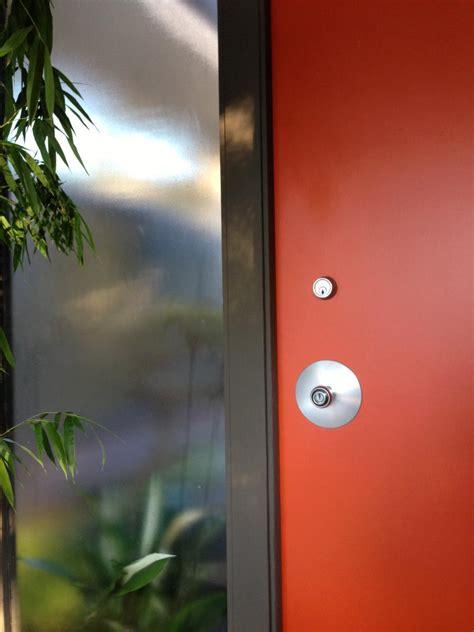 Mid Century Modern Doors Jon Jarrett S Vintage Hardware Modern Front Door Handles And Locks