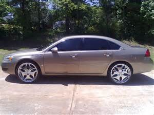 s chevy impala on inch custom rims pictures