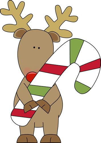 candy cane clip art reindeer holding a candy cane clip art reindeer holding