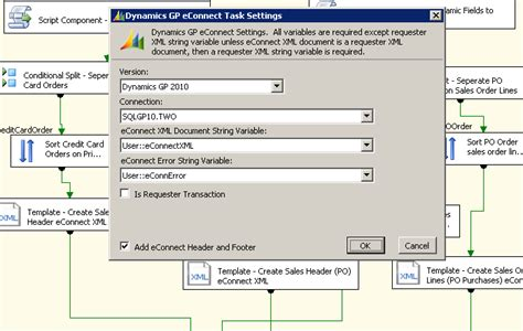 dynamics gp ssis toolkit dynamics gp destination adapter