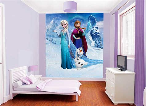 frozen kinderzimmer walltastic fototapete kinderzimmer disney frozen