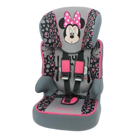car seat for 6 year canada cadeira para autom 243 vel disney beline sp minnie mouse