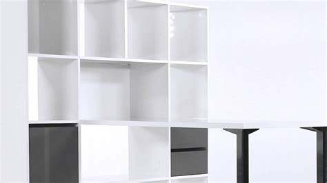 but bureaux bureau droit blanc avec biblioth 232 que design minos but