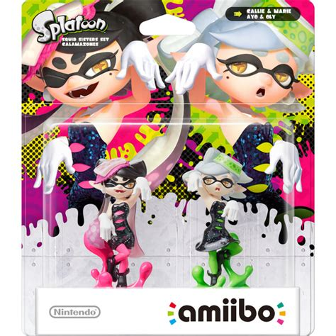 Wall Stickers Ideas squid sisters set callie marie splatoon collection