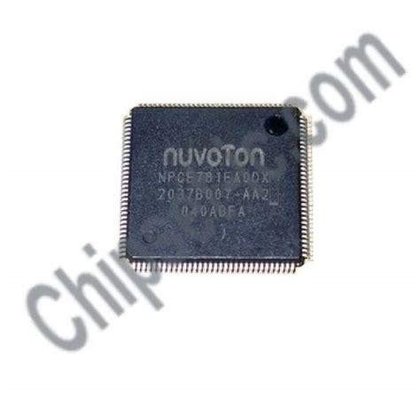 Nuvoton Npce781eaodx Npce781ea0dx Ic Chip npce781ea0dx chipset ic chip nuvoton npce781