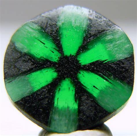 Emerald Black Syari trapiche emerald