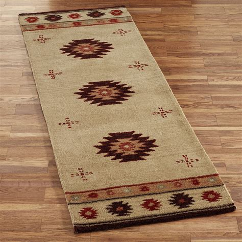 southwestern rugs southwest wool rug runners