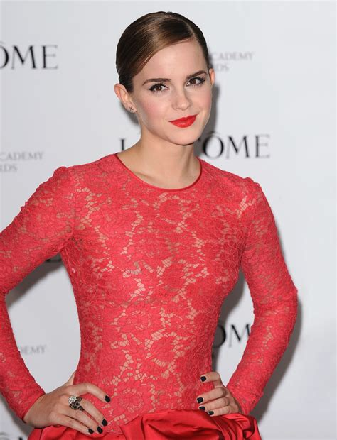 Emma Watson Red Dress | all about celebrity emma watson in red dress