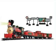 north pole express christmas train set 2014 trim a home pole express set by new bright ebay