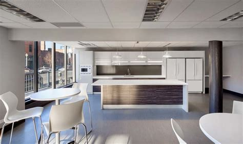 A New Hub: Modernizing the Office Kitchen ? Modern In Denver?Colorado's Design Magazine