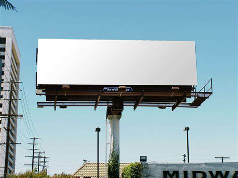 billboard template the power of advertising