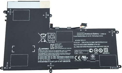 Original Battery Hp Elitepad 1000 G2 Hstnn Lb5o Part Ao02xl hp ao02xl battery 31wh battery for hp ao02xl laptop 2