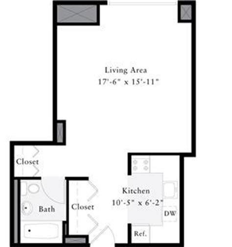 studio 54 floor plan 505 west 54th street apartments for rent in clinton