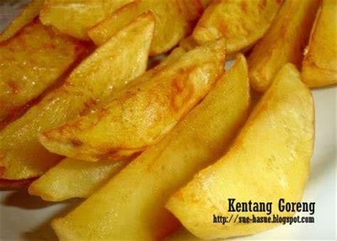 cara membuat kentang goreng wedges hasue i love my life kentang goreng