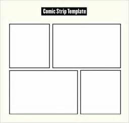 Comic Book Template Pdf by Comic Book Template Comic Book Page Template In Pop