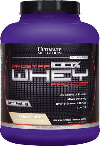 Whey Protein Ultimate Nutrition prostar 174 whey ultimate nutrition