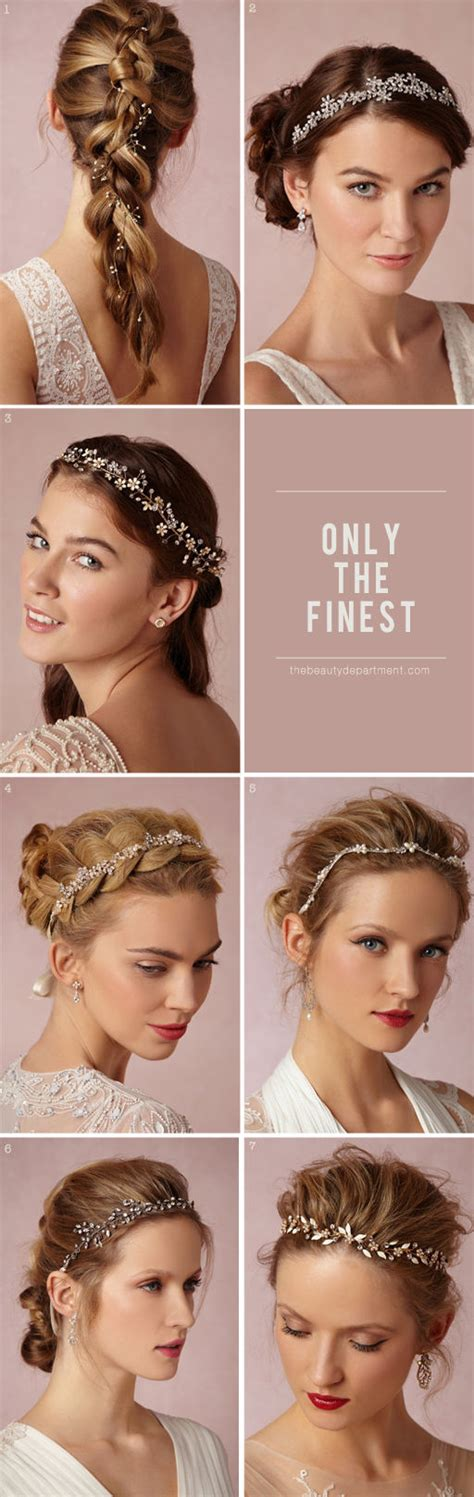 Wedding Hair Accessories The Department hair accessories the dept
