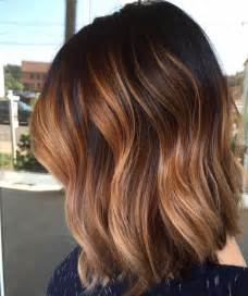 how to ombre shoulder length hair luscious trends fall in love with these ombre colors for