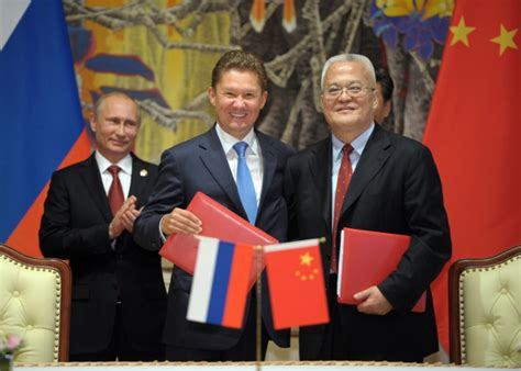 National Mba Supervisory Committee China by Gazprom Pens Contract In Its History Offshore