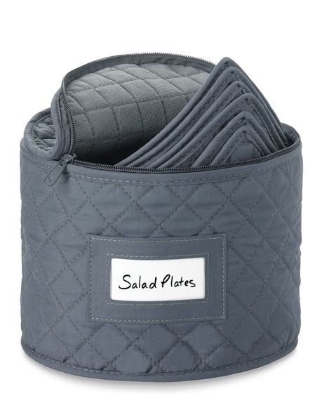 quilted china storage cases williams sonoma