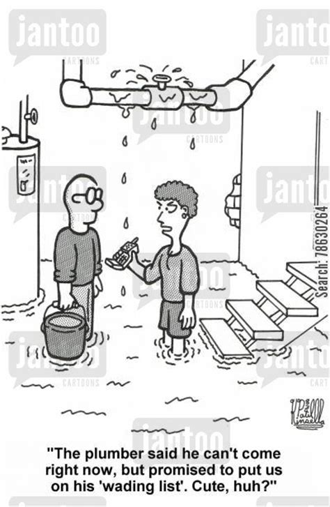Plumbing Puns by Word Puns Humor From Jantoo