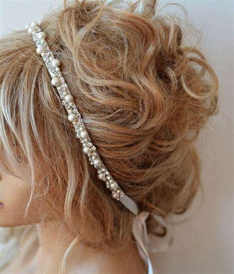 Hochzeitsfrisuren Mit Perlen by Brautfrisuren Mit Perlen 5 Besten Colection201 De