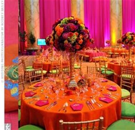 a colorful chicago wedding inspired by hindu and brides 1000 images about tangerine skies on pinterest orange