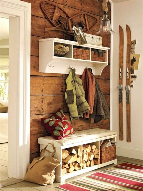 ski home decor 30 exles to organize your entryway easily interior god