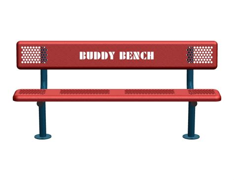 buddy bench buddy bench standard park warehouse