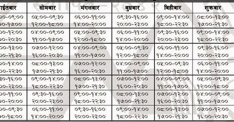 New Load Shedding Schedule by New Load Shedding Schedule Effective From Second Of