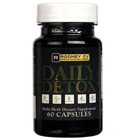 Daily Detox Capsules Reviews by Wellements Daily Detox Herbal Caps 60 Capsules