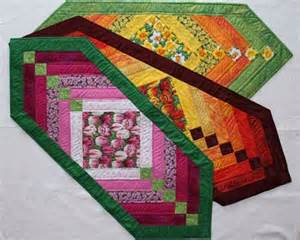 chevron table runner free quilting pattern