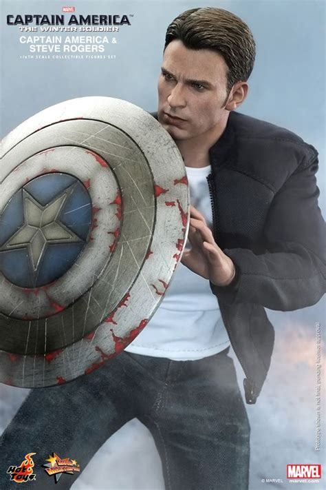 Steve Roger Suit toys stealth suit captain america and steve rogers figures the toyark news
