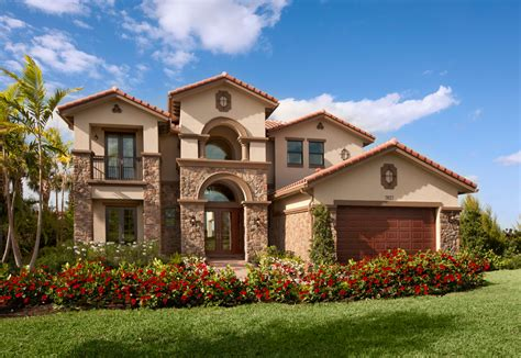 Tuscan 1 5 Story House Plans the preserve at juno beach luxury new homes in north palm