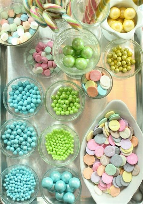284 best images about party sweets candy buffet on pinterest